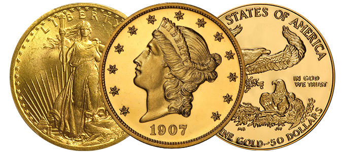 Buy Gold Coins. Sell Gold Coins. Exchange Gold Coins.