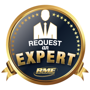 Request and Expert at Republic Monetary Exchange to answer your questions