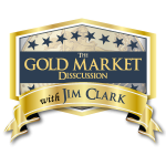 The Gold Market Discussion with Jim Clark