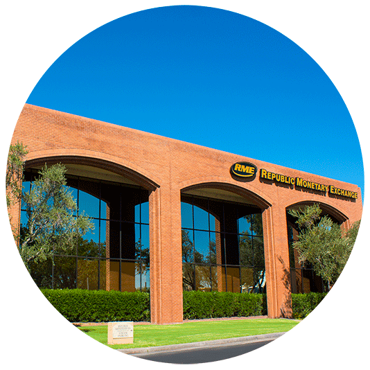 Republic Monetary Exchange Office Building in Phoenix, Arizona