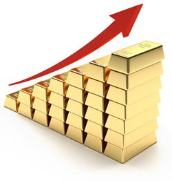 gold-price-rising