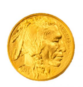 View the Gold American Buffalo coin