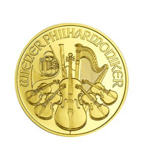 View theAustrian Philharmonic Bullion Coin