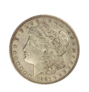 View the Circulated Morgan Silver Dollar