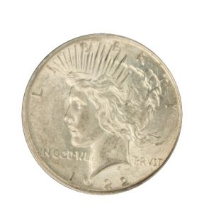 View the Circulated Silver Peace Dollar