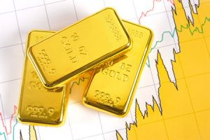 Gold provides security