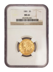 view the $5 Gold Liberty