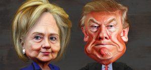 Economic Indicators About Trump vs. Clinton