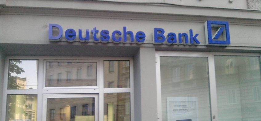 Deutsche Bank Failing