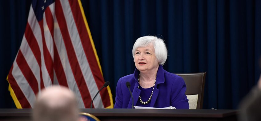 Janet Yellen and Fed Do Not Raise Rates