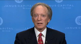 "Bill Gross, the ""King of Bonds"" and Janus Capital Fund Manager"