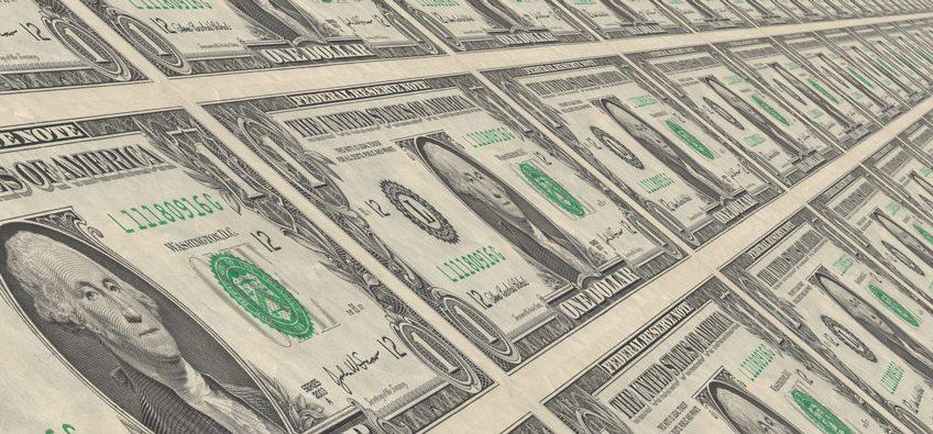 dollars gauging volatility
