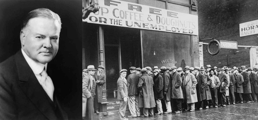 Hoover and the Soup Kitchens