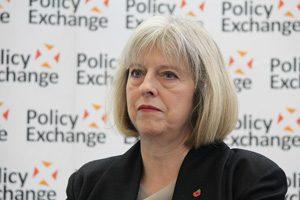 Britain Prime Minister Teresa May