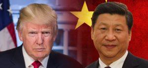 President Trump Meets President Xi Jinping