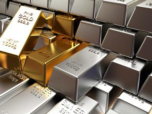 silver to gold ratio