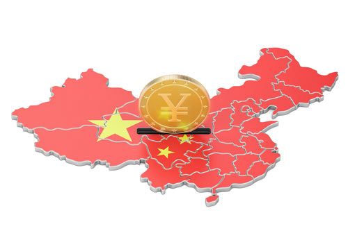 China's new block currency?