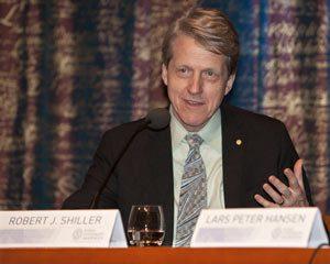 Nobel Laureate economist Robert Shiller