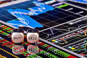 gamble on stock market
