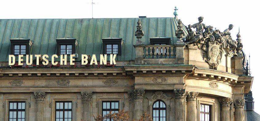 Deutsche Bank Backing out on Promised Delivery