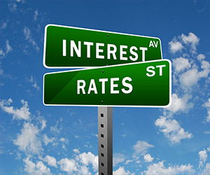 interest rates and talk of gold