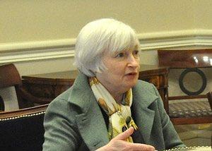 Chairwoman Janet Yellen