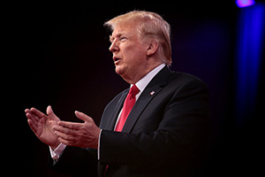 President Trump Tariff