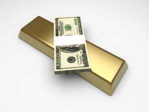 cash on gold