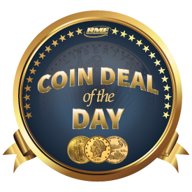 RME Coin of the Day
