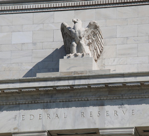 Federal Reserve Building Eagle