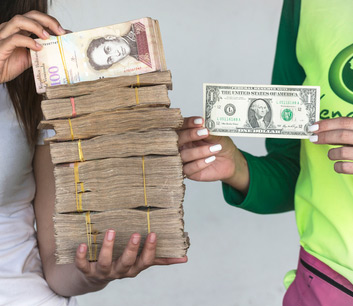Venezuela Bolivar Hyperinflation