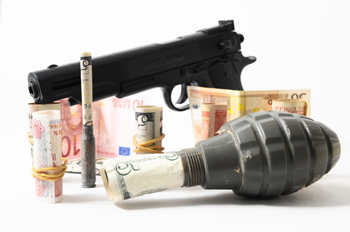 financial weapons