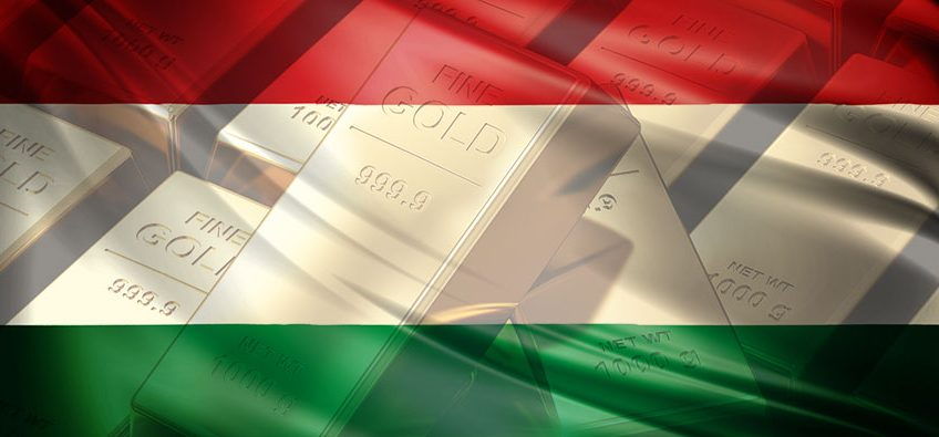 hungary buying gold