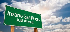 confrontation with Iran high gas prices