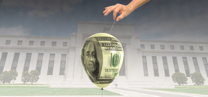 the fed bubble